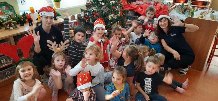 Těšíme se na Vánoce