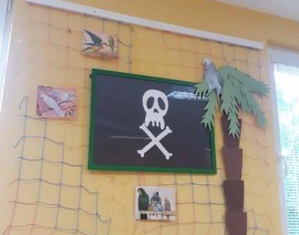 DEN DĚTÍ- Pirátské dopoledne