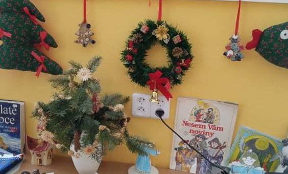 Vánoce na Myšce